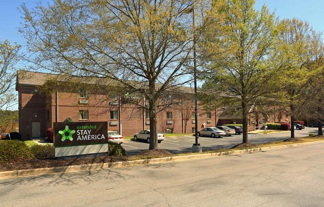 Extended Stay America - Columbia - West - Stoneridge Dr. - Columbia - Toà nhà