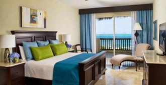 2 bedroom oceanview suite in 5 star luxury resort of Villa del Palmar - Исла Мухерес - Спальня