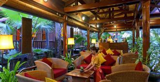 Angkor Village Hotel - Siem Reap - Lobby