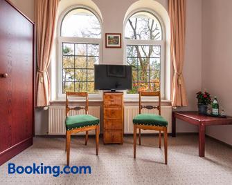 Hotel Villa Raueneck - Bad Saarow - Living room