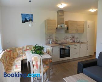 Apartments and Wellness Jelovca - Radovljica - Living room
