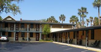 Scottish Inn - St. Augustine - Edificio