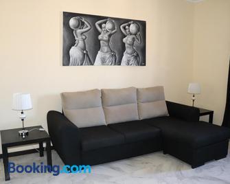 Apartamento Preguiça - Espargos - Wohnzimmer