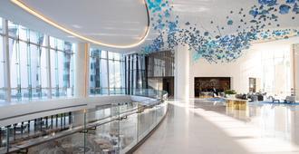 Jumeirah At Saadiyat Island Resort - Abu Dhabi - Lobby