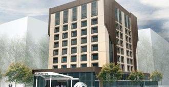 Avantgarde Levent Hotel - Boutique Class - Estambul - Edificio