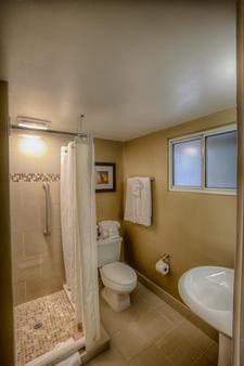Inn At Morro Bay - Vịnh Morro - Phòng tắm