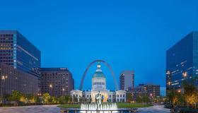 Hyatt Regency St Louis At The Arch - St. Louis - Building