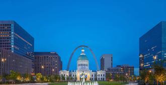 حياة ريجنسي سانت لويس آت ذا آرتش - سانت لويس - مبنى