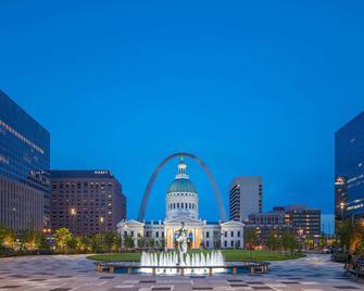 Hyatt Regency St Louis At The Arch - Сент-Луїс - Будівля