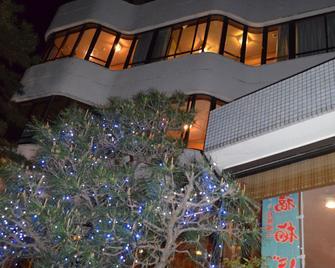 Sun Hotel Yamane - Obama - Gebouw