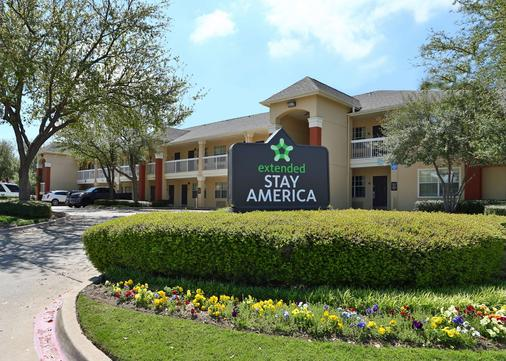 Extended Stay America - Fort Worth - Medical Center - Fort Worth - Building