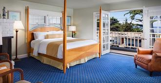 Colonial Terrace - Carmel-by-the-Sea - Schlafzimmer