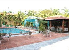 Mariá Plaza Hotel - Araçatuba - Piscina