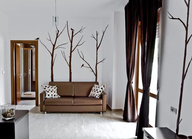 inStile aparthotel - Ascea - Olohuone