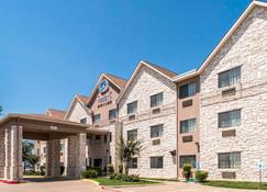 Comfort Suites Round Rock - Austin North I-35 - Round Rock - Bâtiment