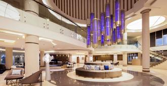 Radisson Blu Resort Al Khobar Half Moon Bay - אל חובר - לובי