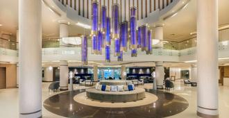 Radisson Blu Resort Al Khobar Half Moon Bay - Al Khobar - Lobby