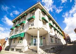 Hotel Real De Castilla - Tordesillas - Building