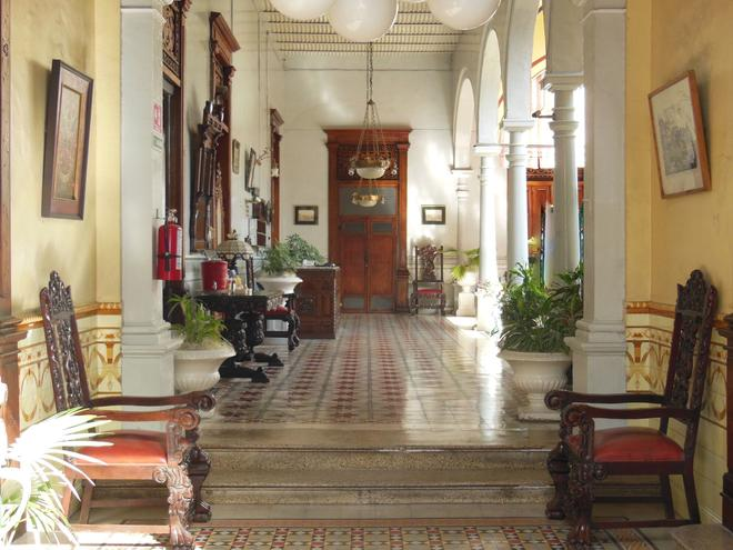 Hotel Posada Toledo & Galeria - Mérida - Lobby