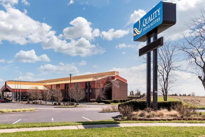Quality Inn & Suites - Miamisburg - Building