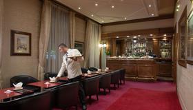 Hotel Berna - Milán - Sala de estar