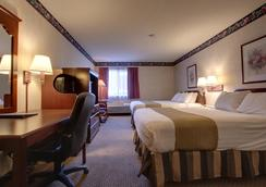 Americas Best Value Inn & Suites St. Louis, St. Charles Inn - St. Charles - Phòng ngủ
