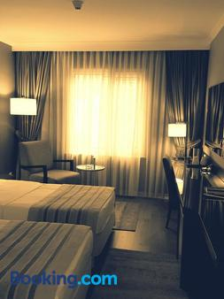 Kent Hotel Istanbul - Istanbul - Bedroom