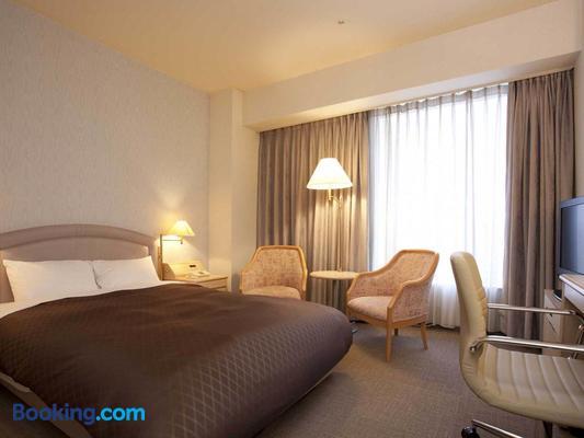 Rembrandt Hotel Oita - Ōita - Bedroom