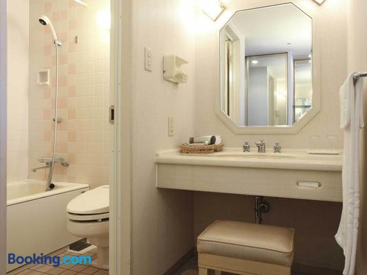 Rembrandt Hotel Oita - Ōita - Bathroom