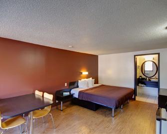 Americas Best Value Inn Heath-Newark - Heath - Schlafzimmer