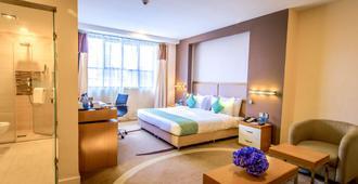 奈洛比藍天麗池皇家蘭花酒店 - 奈洛比 - 內羅畢 - 臥室
