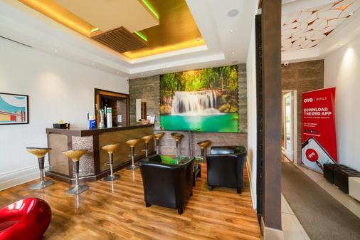 鷹廈酒店 - 聖倫納德斯海濱城市 - 哈斯丁 - 酒吧