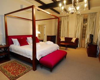 The Wild Mushroom Luxury Country House - Стелленбос - Bedroom