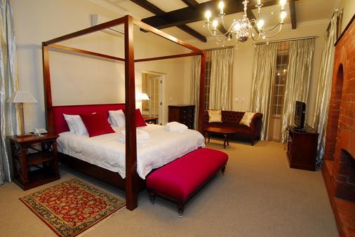 The Wild Mushroom Luxury Country House - Stellenbosch - Bedroom