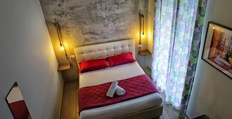 Napoli City Rooms - Neapel - Schlafzimmer