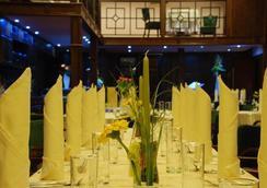 布里奧尼套房酒店 - 奥斯特拉瓦 - 俄斯特拉發 - 餐廳