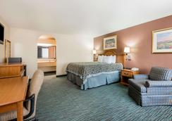 Days Inn by Wyndham New Braunfels - New Braunfels - Bedroom