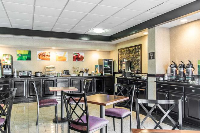 Quality Inn and Suites Memphis East - Memphis - Restaurant