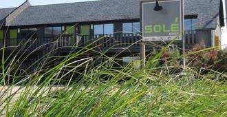 Sole East Beach - Montauk - Vista del exterior