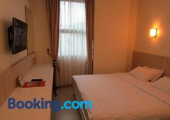Park View Hotel - Singapore - Phòng ngủ