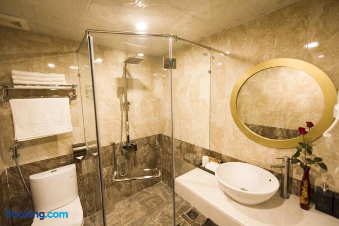 Sapa Wings Hotel - Sa Pá - Bathroom
