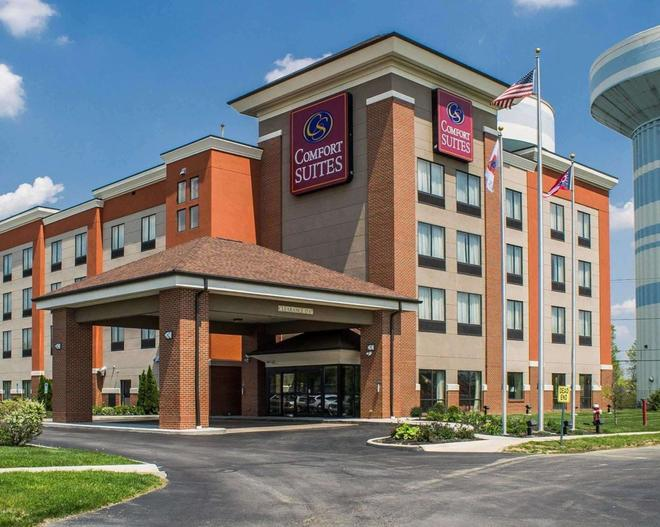 Comfort Suites East Broad at 270 - Columbus - Building