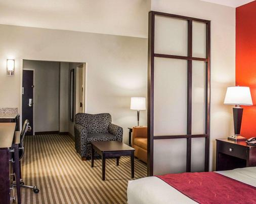 Comfort Suites East Broad at 270 - Columbus - Phòng ngủ