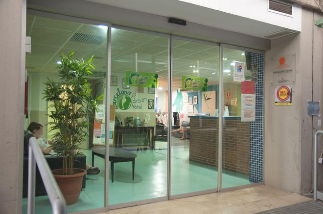 Be Dream Hostel - Badalona - Lobby