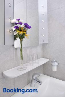 Brandtner Komfortzimmer - Kaumberg - Bathroom