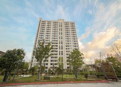Elite Space Of Landsea Apartment - Shangai - Edificio