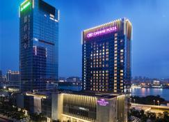 Crowne Plaza Fuzhou Riverside - Fuzhou - Building
