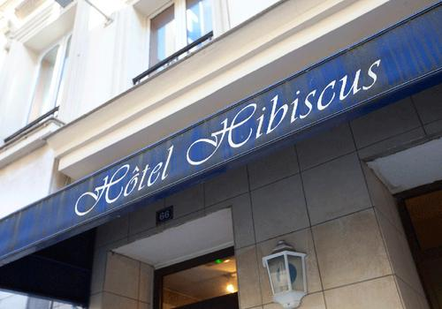 Hibiscus Republique Ab 43 8 2 Paris Hotels Kayak