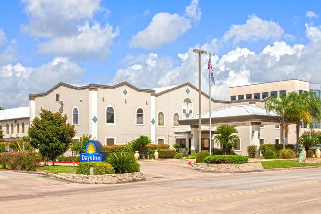 休斯頓韋伯斯特明湖 NASA 戴斯套房酒店 - 韋伯斯特 - 韋伯斯特 - 建築