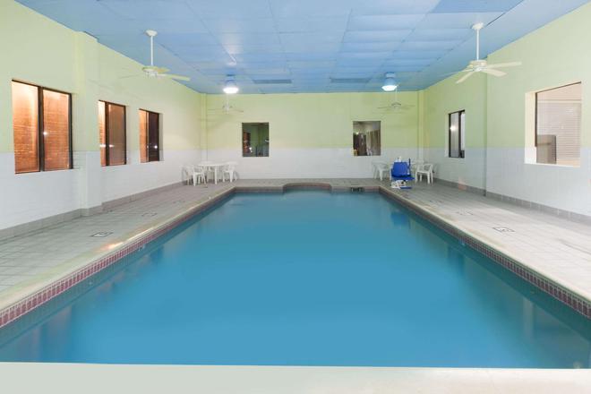 休斯頓韋伯斯特明湖 NASA 戴斯套房酒店 - 韋伯斯特 - 韋伯斯特 - 游泳池
